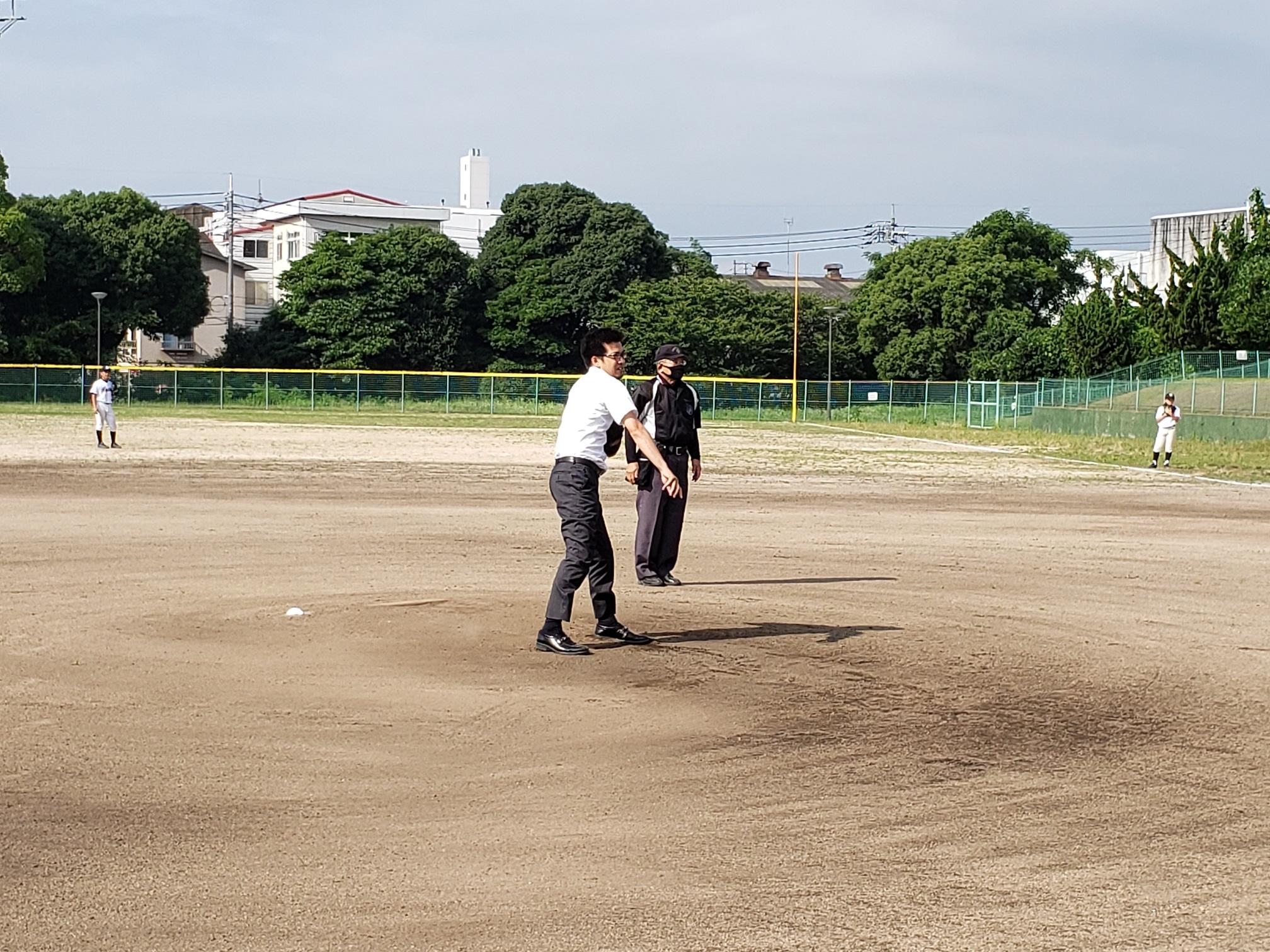 呉市中学校野球選手権大会