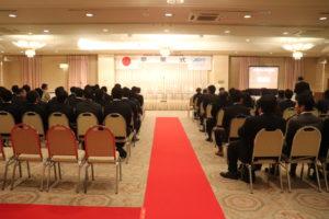 卒業式・納会・卒業送別会